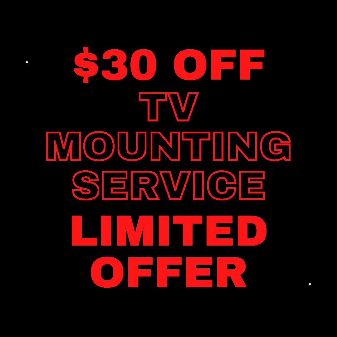 TV Mounting Houston